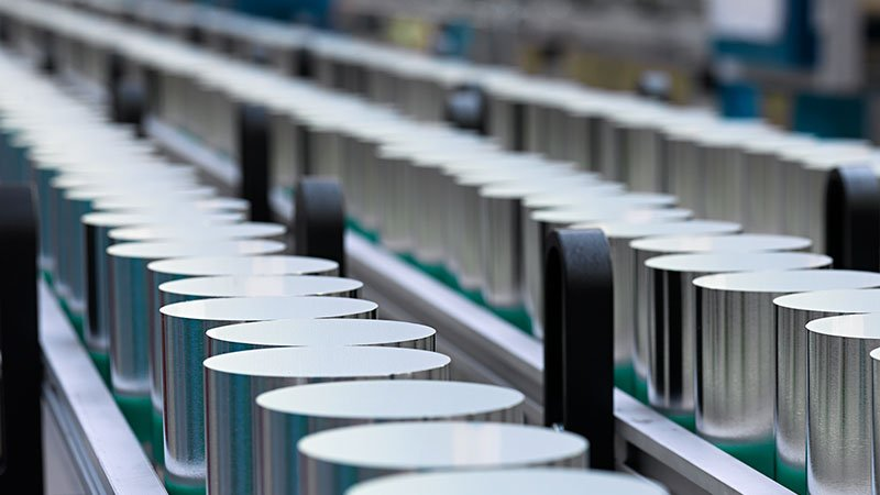 How much does it cost to open a can making plant?