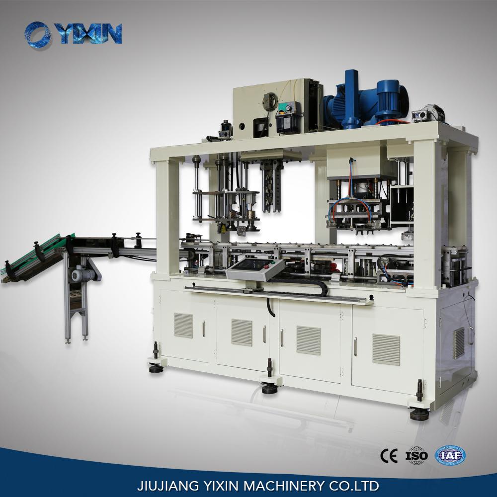 1-5L small square can full-auto can body combinational machine01