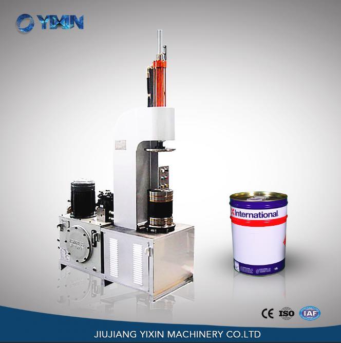 3B18Y round drum tin can body forming making machine China manufacturer