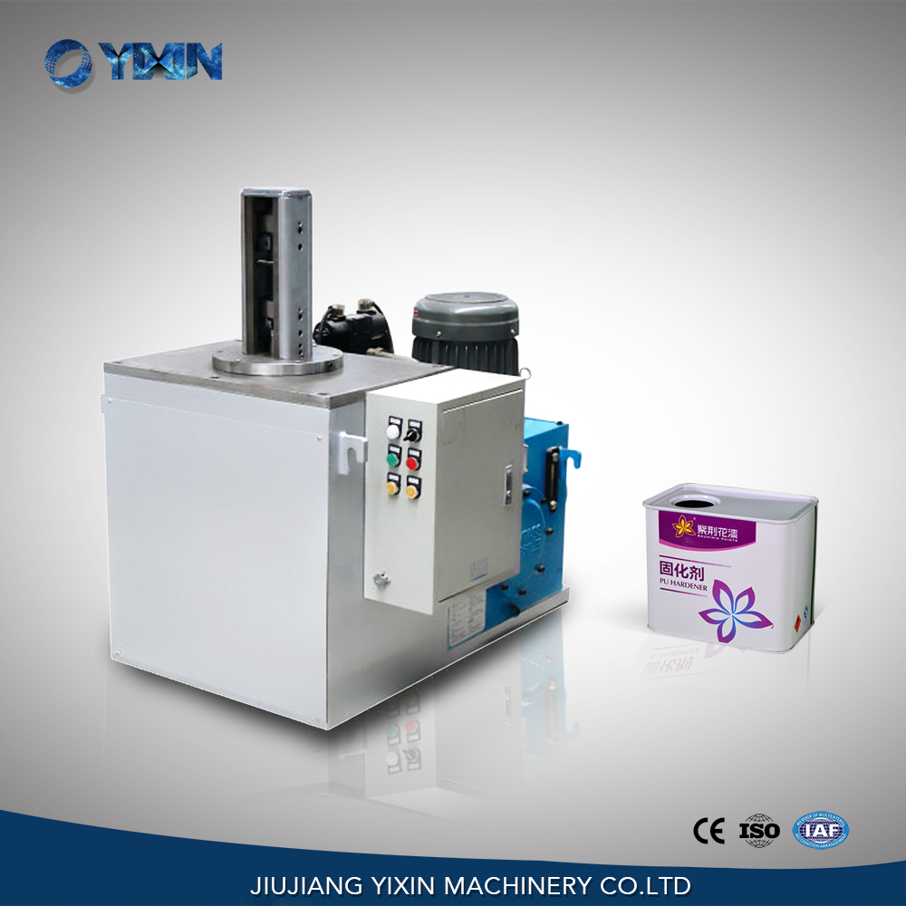 3F3Y rectangular tin can forming machine for sale from China manufacturer