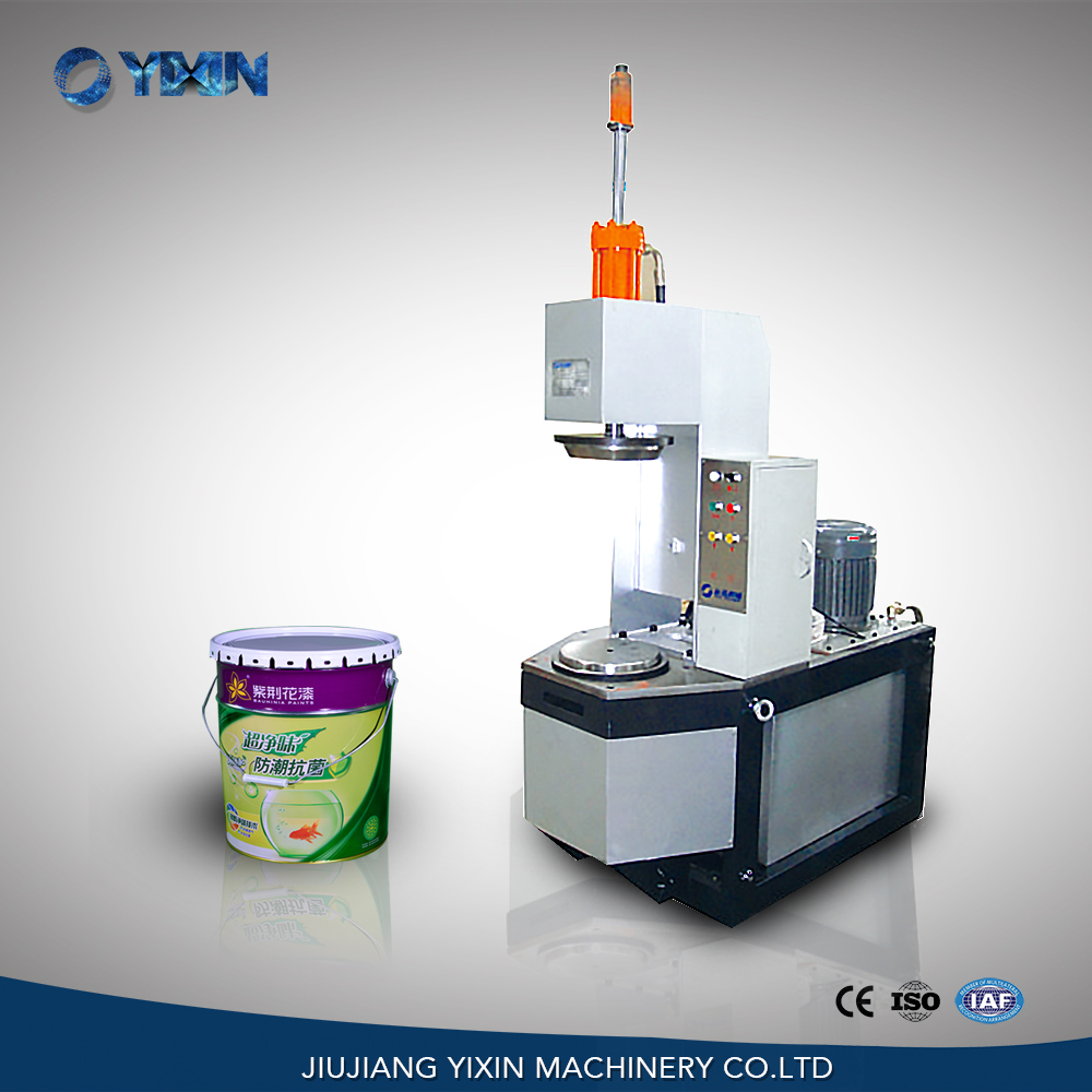 3TB20 Hydraulic Pre Curling and Flanging Machine for Conical Round Tin Can