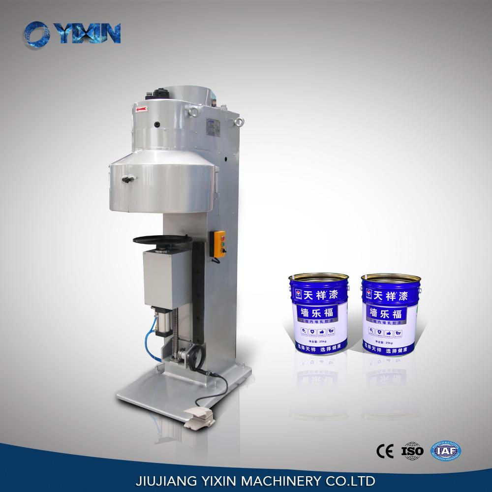 GT4A39 Pneumatic round can sealing machine