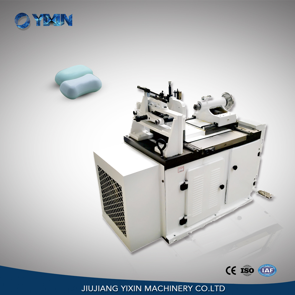XDA-120 Automatic Toilet Soap Stamper Stamping Cutting Machine Supplier
